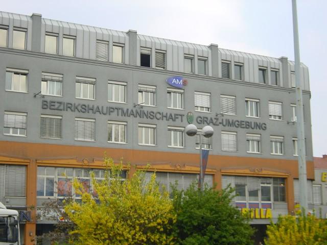 Bezirkshauptmannschaft Graz Umgebung Bh Graz Umgebung